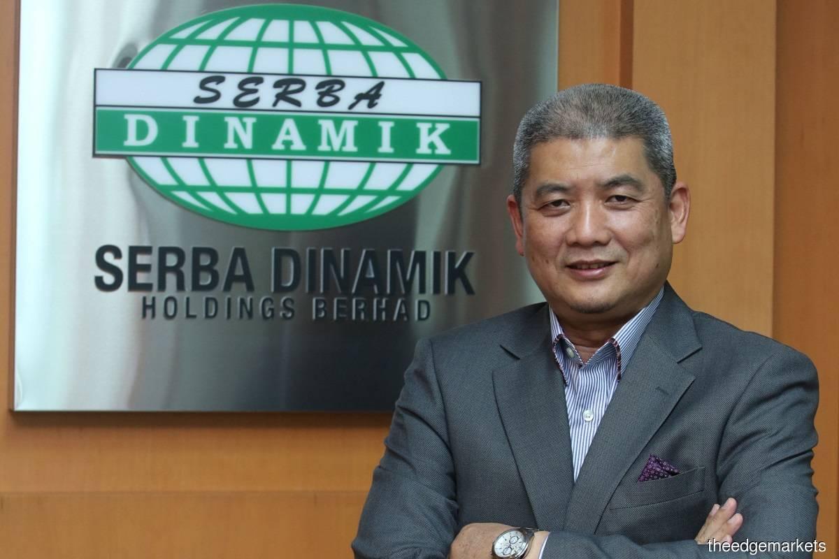 Datuk Dr Mohd Abdul Karim Abdullah (摄影:Sam Fong/The Edge)